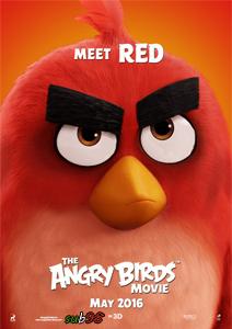 دانلود زیرنویس فارسی فیلم The Angry Birds Movie 2016